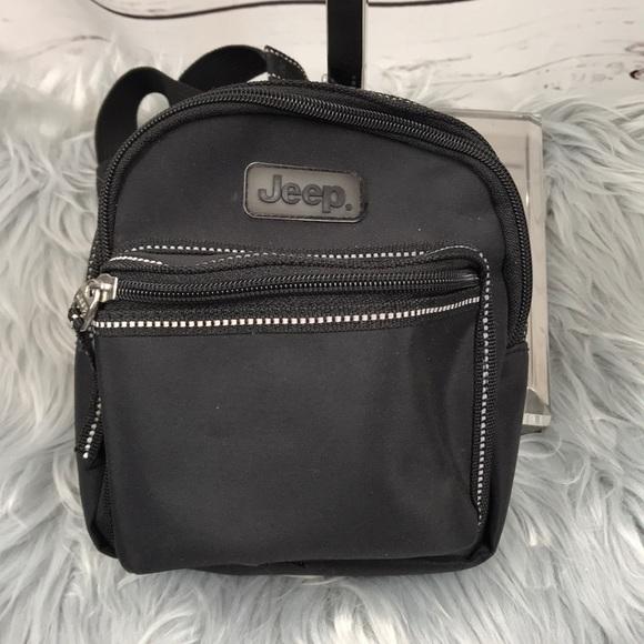 7c056251688 jeep Bags   Mini Backpack   Poshmark